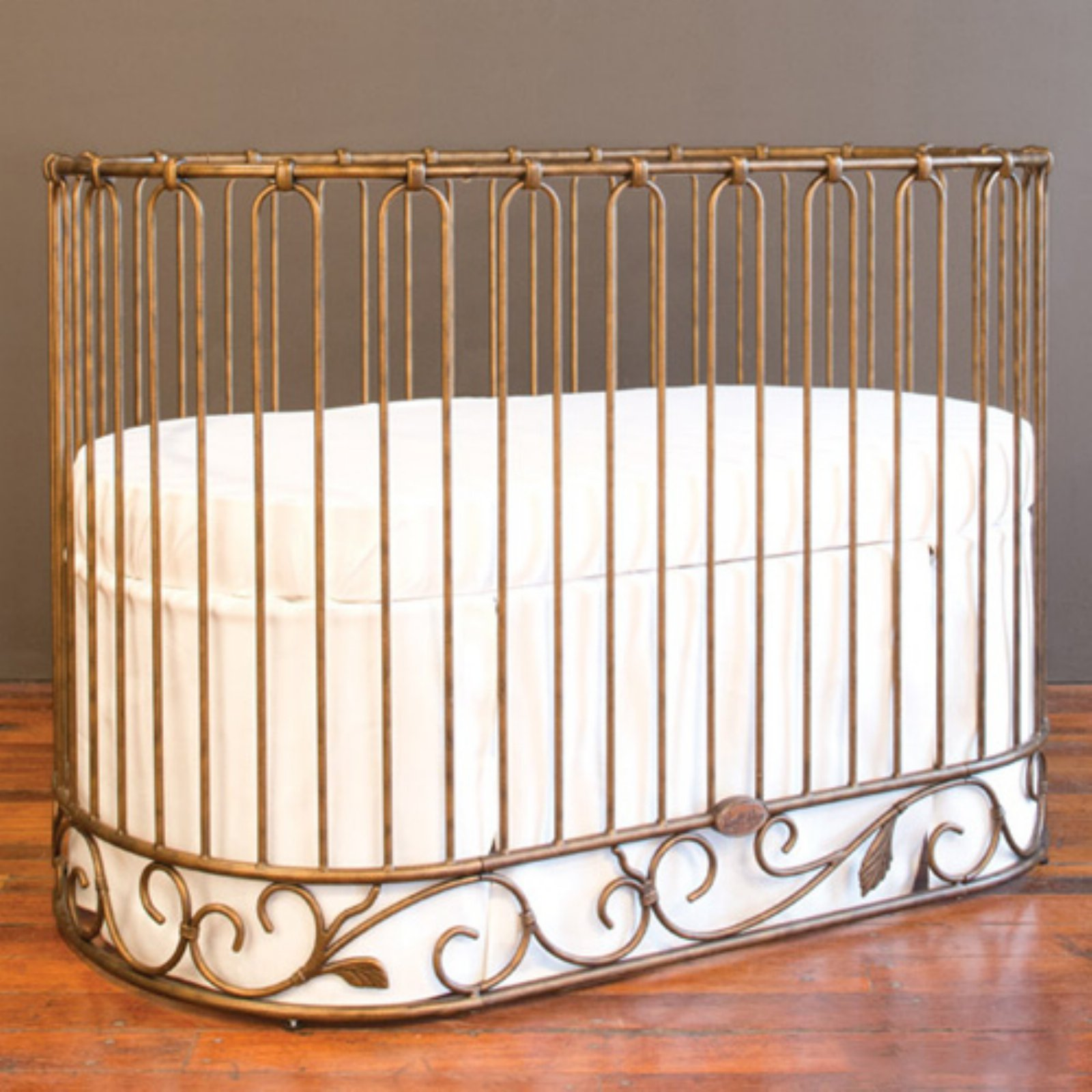 Bratt Decor Jadore 3-in-1 Crib