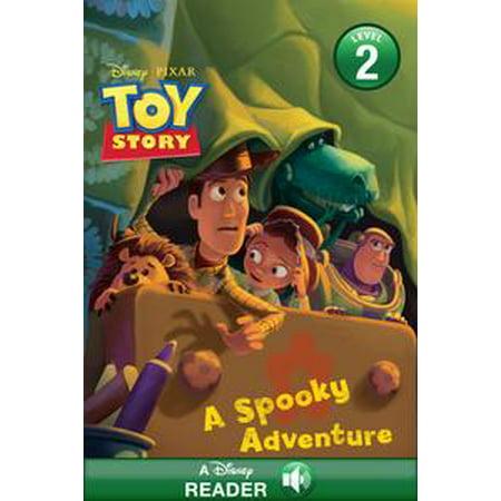 Toy Story: A Spooky Adventure - eBook - Halloween Jordans