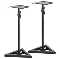 Product Image Zeny 2x Studio Monitor Speaker Stand Height Adjustable Concert Band Club DJ Pair