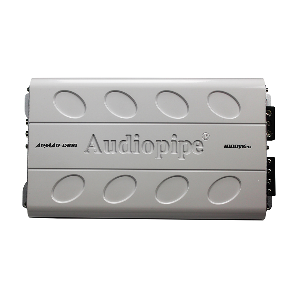 Audiopipe APMAR1300 Marine Mini Amplifier, 1000W