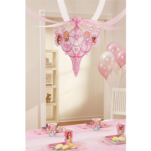 Hallmark Party Disney Princess Hanging Centerpiece with Streamers