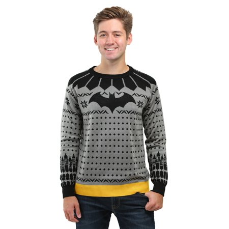 Classic Batman Sweater - Batman Sweater