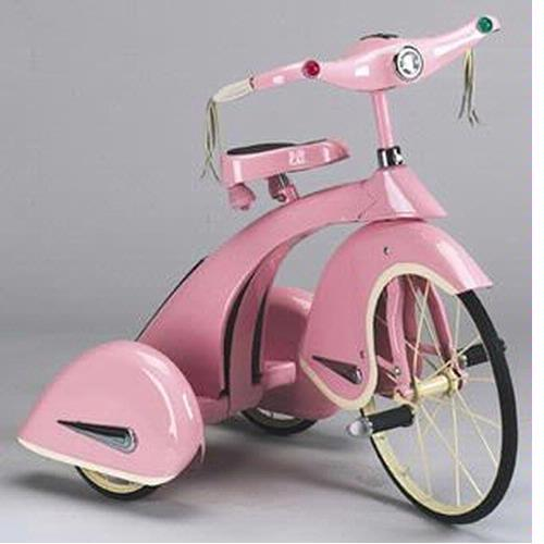 Airflow Collectibles TSK003 Sky Princess Tricycle  Pink