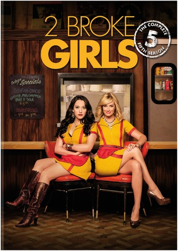2 Broke Girls: The Complete Fifth Season by WARNER HOME VIDEO