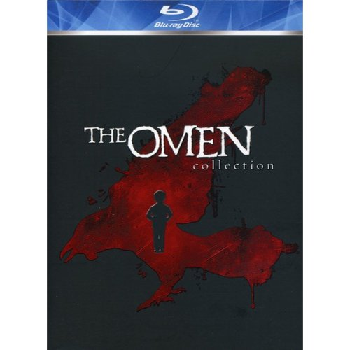 The Omen Collection (Blu-ray) (Widescreen)
