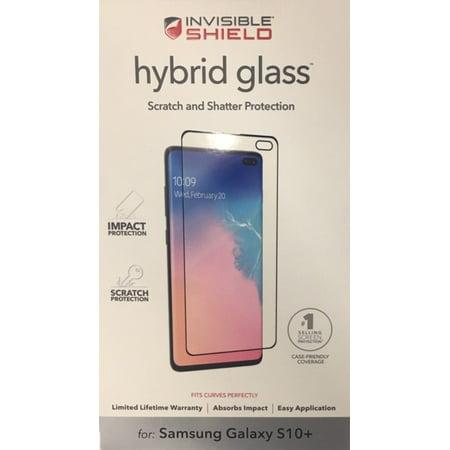 Zagg Samsung Galaxy S10+ Hybrid Screen Protector