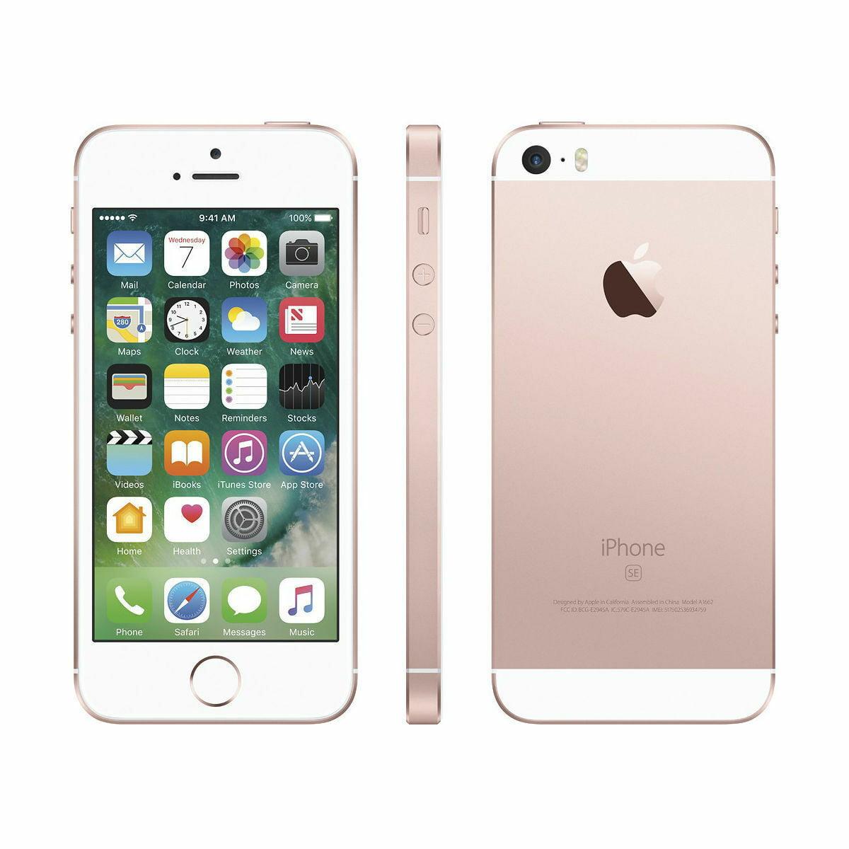 Refurbished Apple iPhone SE 32GB Factory GSM Unlocked T ...