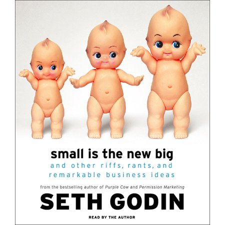 Small Is the New Big : And Other Riffs, Rants, and Remarkable Business