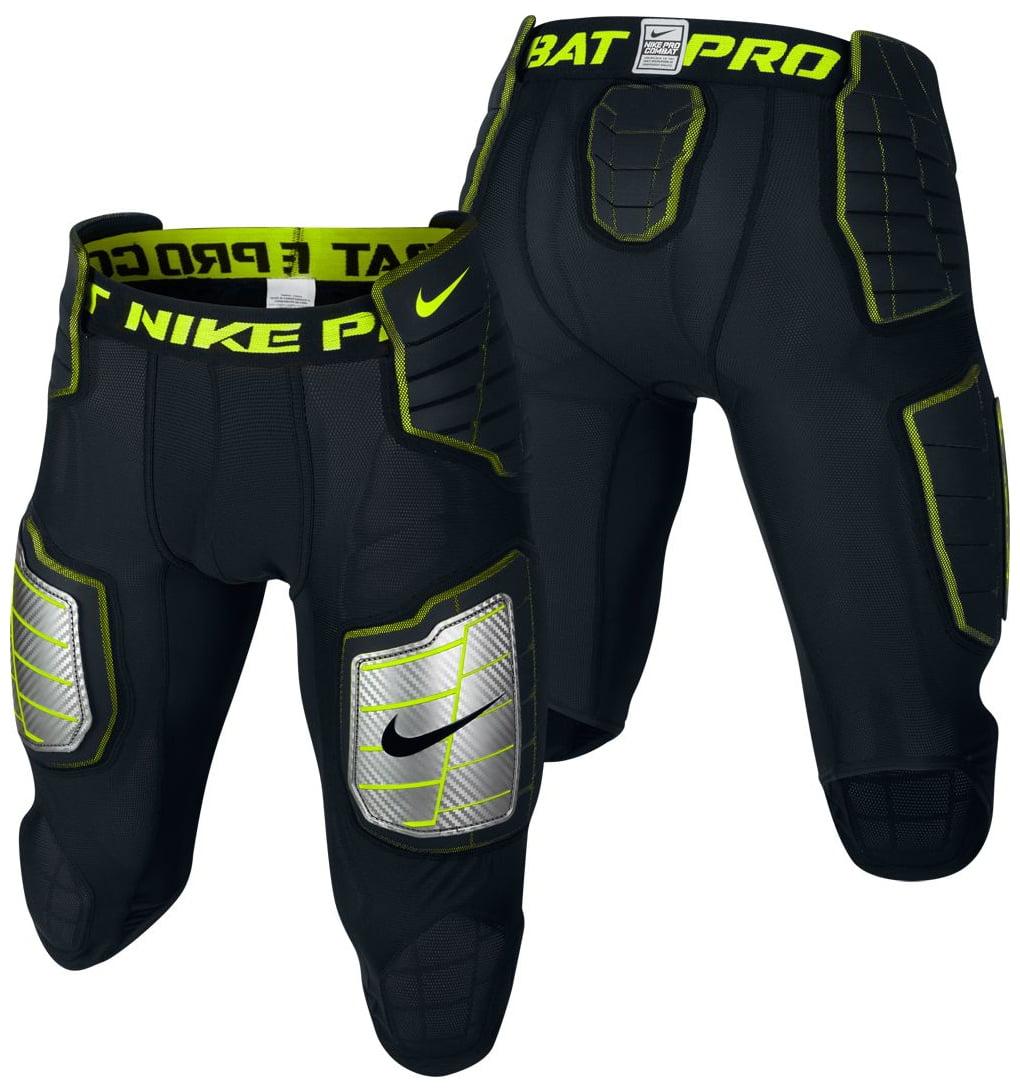 Nike Men's Pro Combat Hyperstrong 3.0 Hard Plate 3/4 Girdle