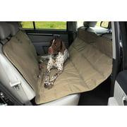 Emanuele Bianchi Design Petego Hammock Dog Car Seat Protector, X-Large, Black