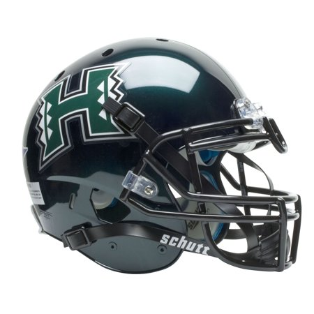 (Schutt Sports SCH-7050-047 Hawaii Rainbow Warriors NCAA Authentic Air XP Full Size Helmet)