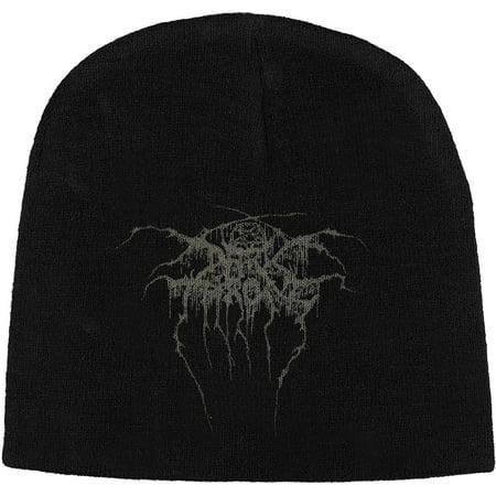 4a3a8535eb5 Dark Throne - Dark Throne Men s True Norwegian Black Metal Beanie Black -  Walmart.com