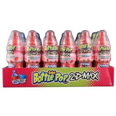 Special Order Bottles - Baby Bottle Pop 2D Max, 1.3oz., 18 Bottle Pops/order