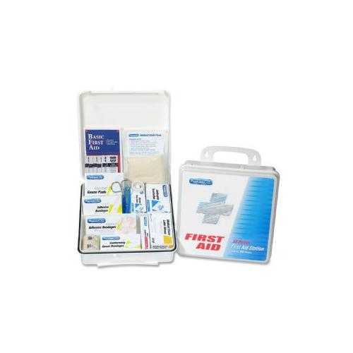 ACME UNITED CORPORATION First Aid Station,For 50 People,311 Pieces,9-3/4x10-3/4x