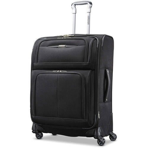 """American Tourister Meridian NXT 25"""" Softside Spinner Luggage"""