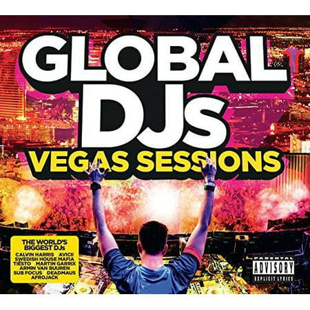 Halloween Vegas 2017 Djs (Global Djs-The Las Vegas Sessions / Various)