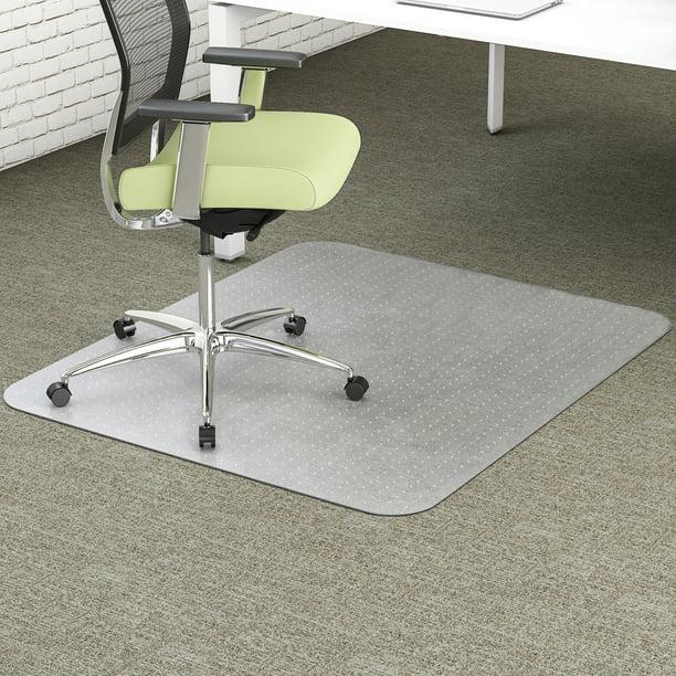 Deflecto Environmat 36 X 48 Chair Mat For Medium Pile Carpet Rectangular Walmart Com Walmart Com