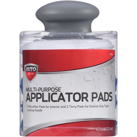 Auto Drive™ Multi-Purpose Applicator Pads 5 pc Pack