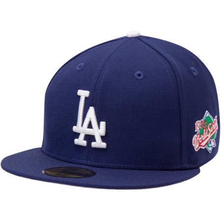 ba63d42c Los Angeles Dodgers New Era 1988 World Series Wool 59FIFTY Fitted Hat - Navy