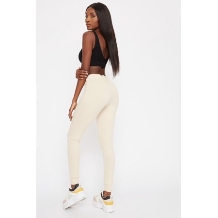 Urban Planet Women's Ribbed High-Rise Pull-On Legging - image 3 of 4