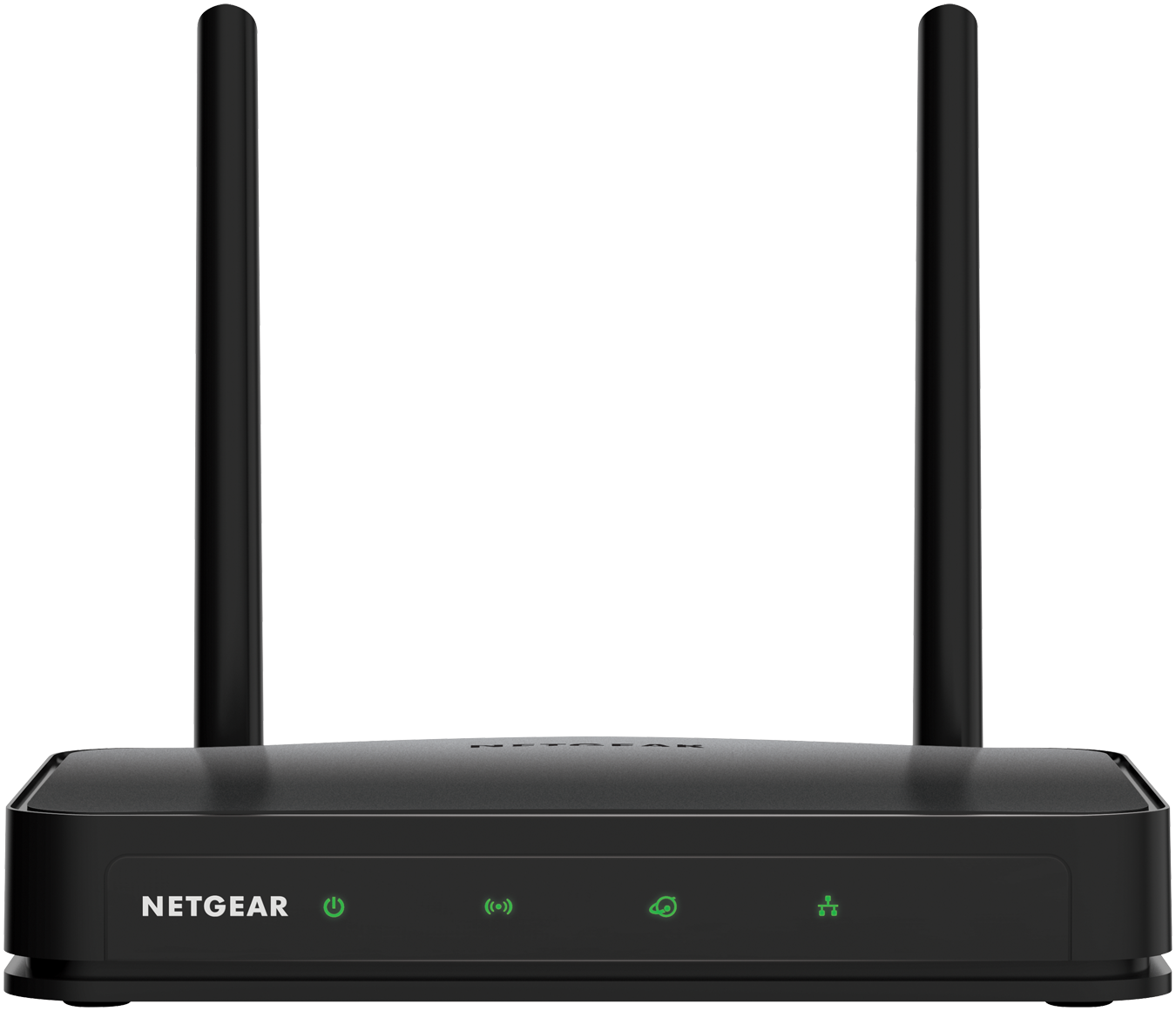 netgear router not configured correctly