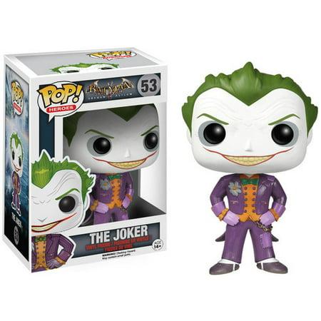 Joker Evolution (FUNKO POP! HEROES: ARKHAM ASYLUM -)