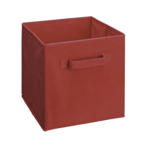 Closetmaid 43200 Cubeicals Woven Fabric Drawer, Red