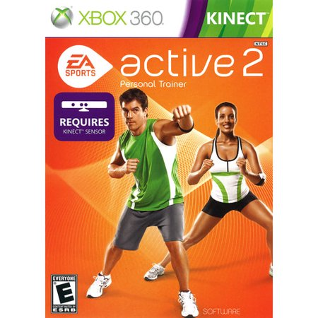 EA Sports Active 2 (Xbox 360/Kinect) (Xbox 360 With Kinect And Two Controllers)