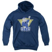 Airplane Otto Big Boys Pullover Hoodie