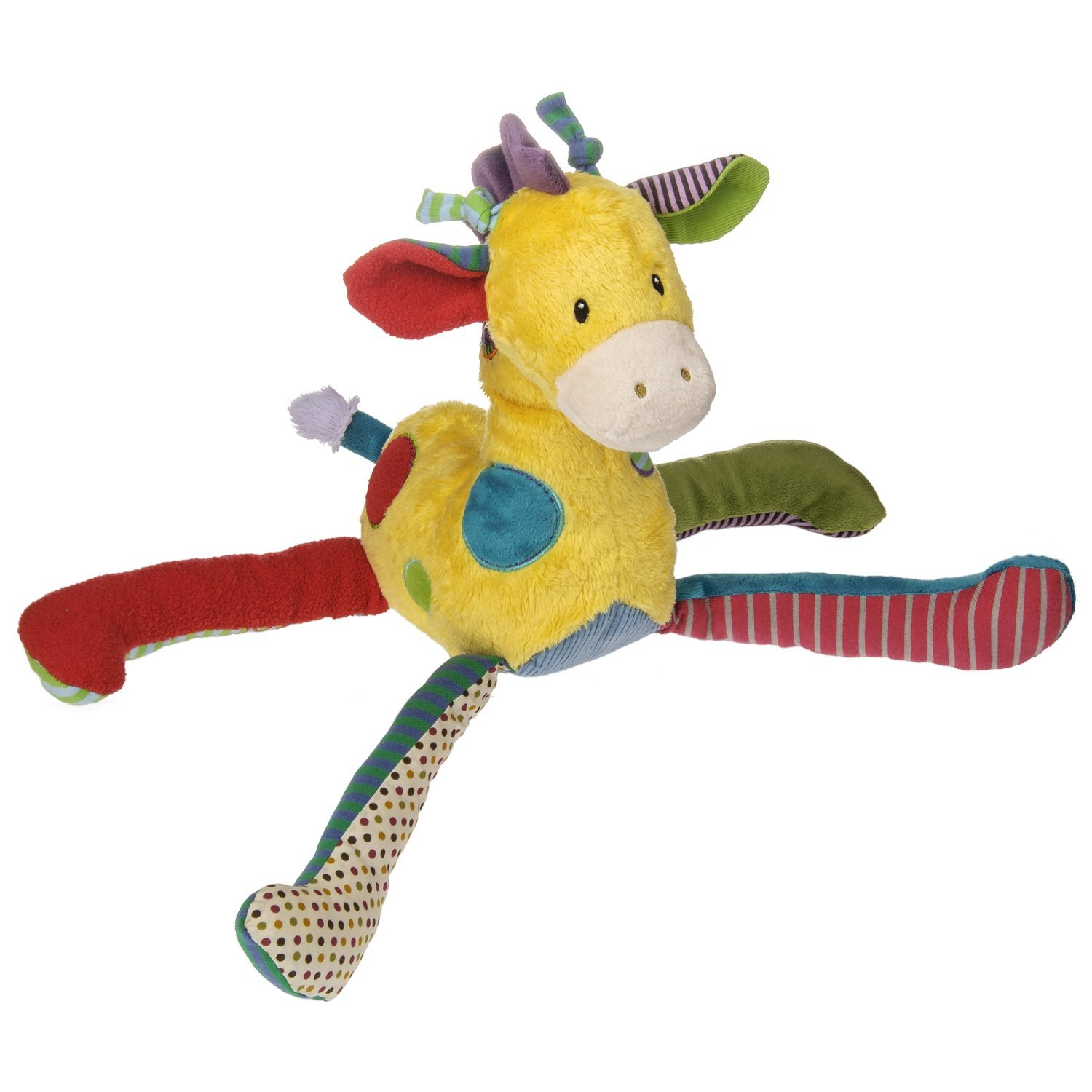 Natural Life Baby Mary Meyer Plush Toy, Dream Big Giraffe