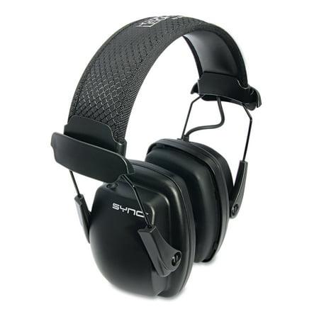 Howard Leight by Honeywell Sync Stereo Earmuff, 25 dB NRR