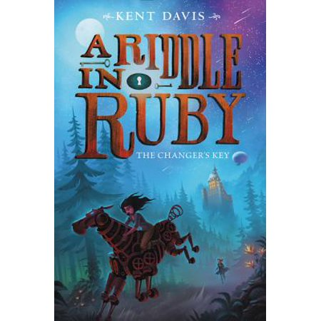 A Riddle in Ruby #2: The Changer's Key - - Ruby Key