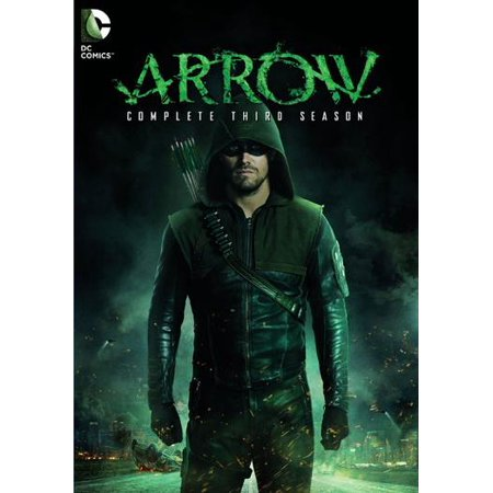 Arrow: Arrow: The Complete Third Season (Other)