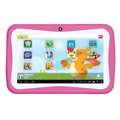 """Supersonic 7"""" Android 4.2 Touchscreen Dual Core Tablet with Kido'z Kids Mode"""