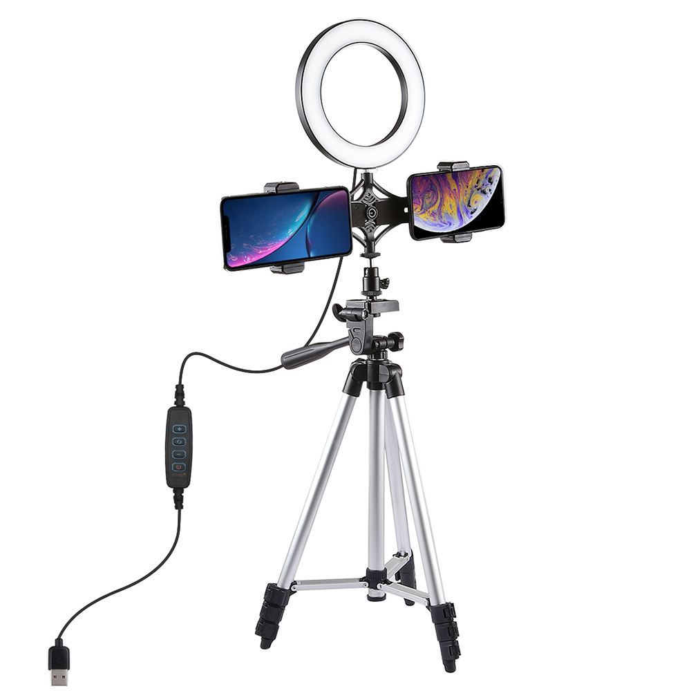 AKDSteel 2 LED 40x40cm Portable Photography Photo Studio Softbox Adjustable Brightness Light Box Creative Gifts