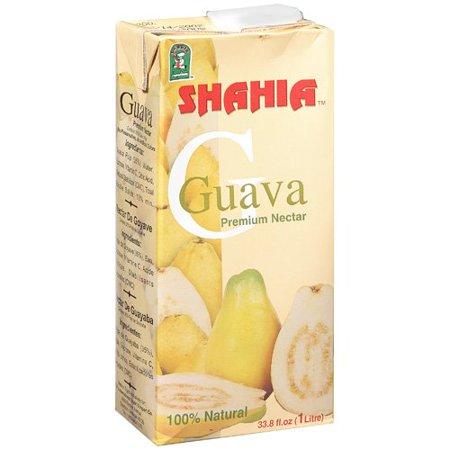 Shahia Premium Guava Nectar  33 8 Fl Oz