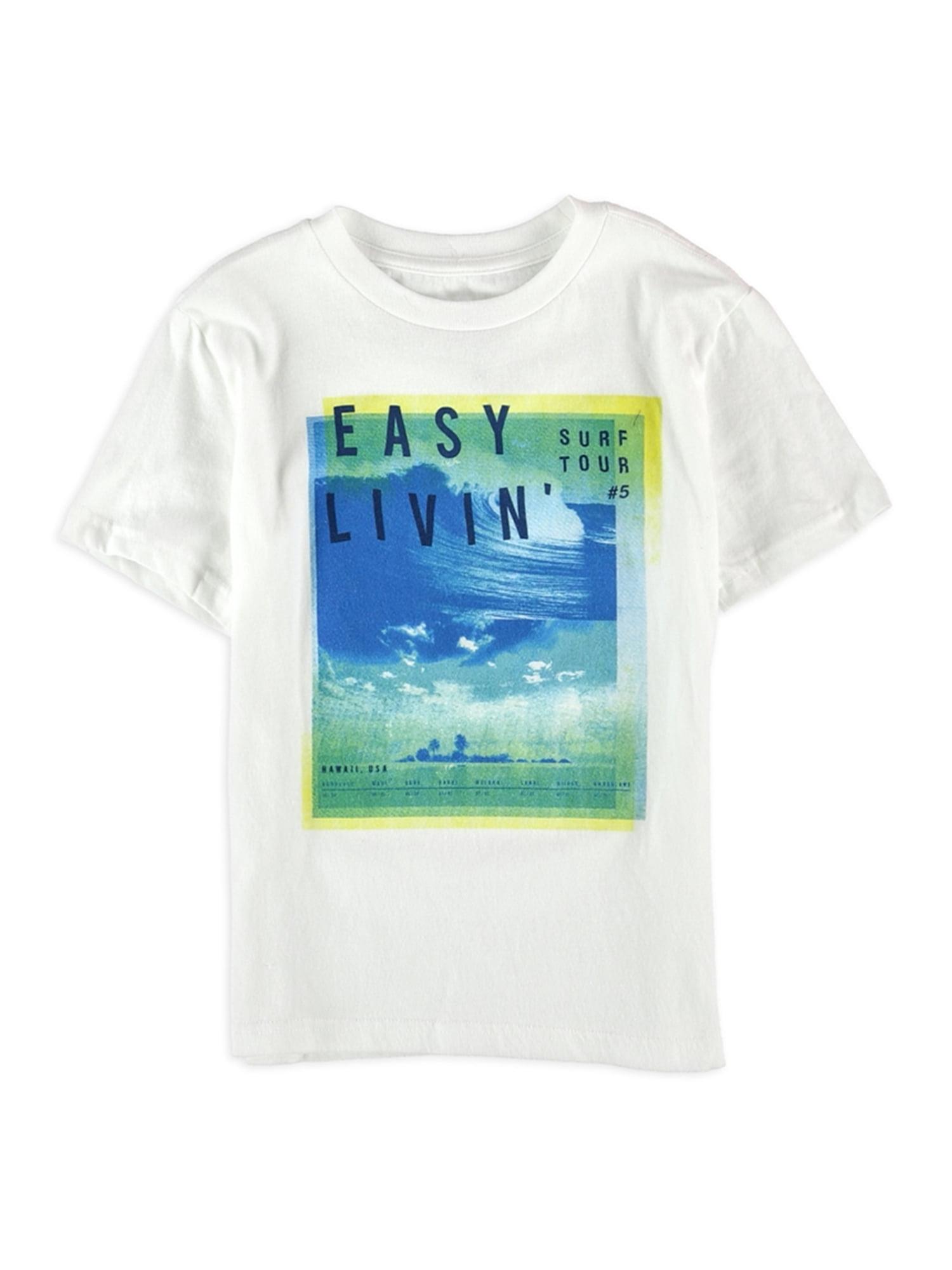 Aeropostale Boys Easy Livin' Graphic T-Shirt 102 Xs - Little Kids (4-7)