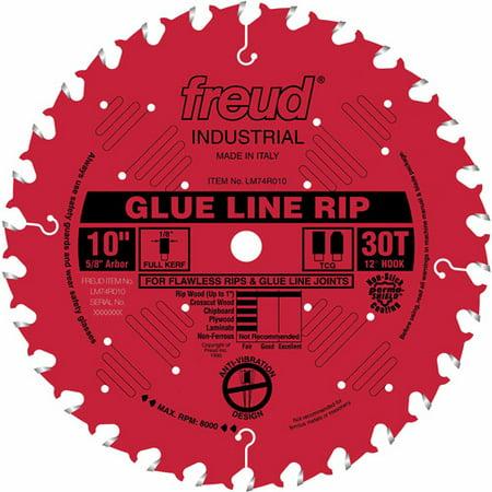 """Freud LM74R010 10"""" 30T Heavy-Duty Ripping Saw Blade"""