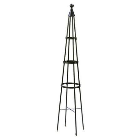 Achla Designs Wrought Iron Garden Obelisk