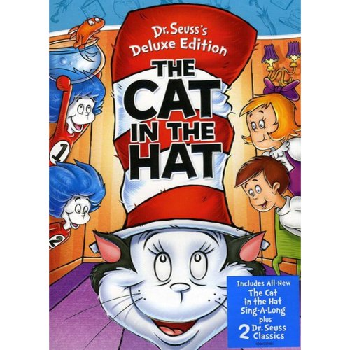 Dr. Seuss's The Cat In The Hat (Deluxe Edition)
