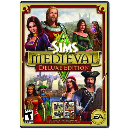 Electronic Arts The Sims Medieval Deluxe (Digital