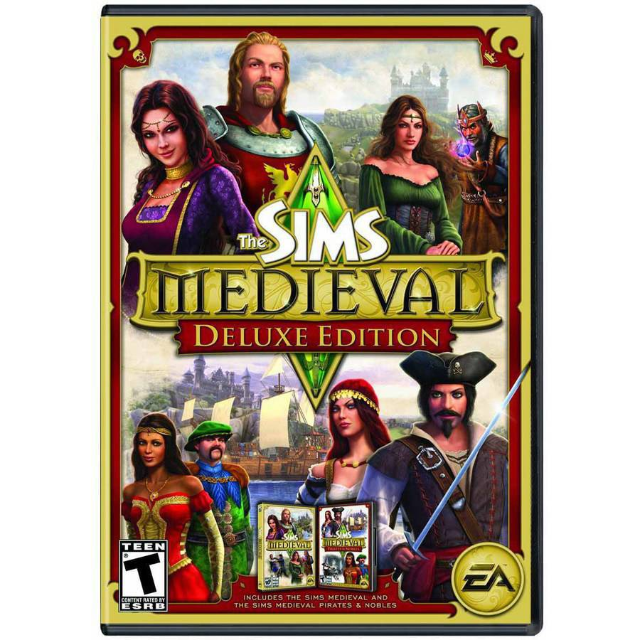 Electronic Arts The Sims Medieval Deluxe (Digital Code)