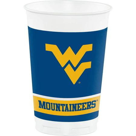 Celebrations West Virginia 20 Oz Plastic Cup