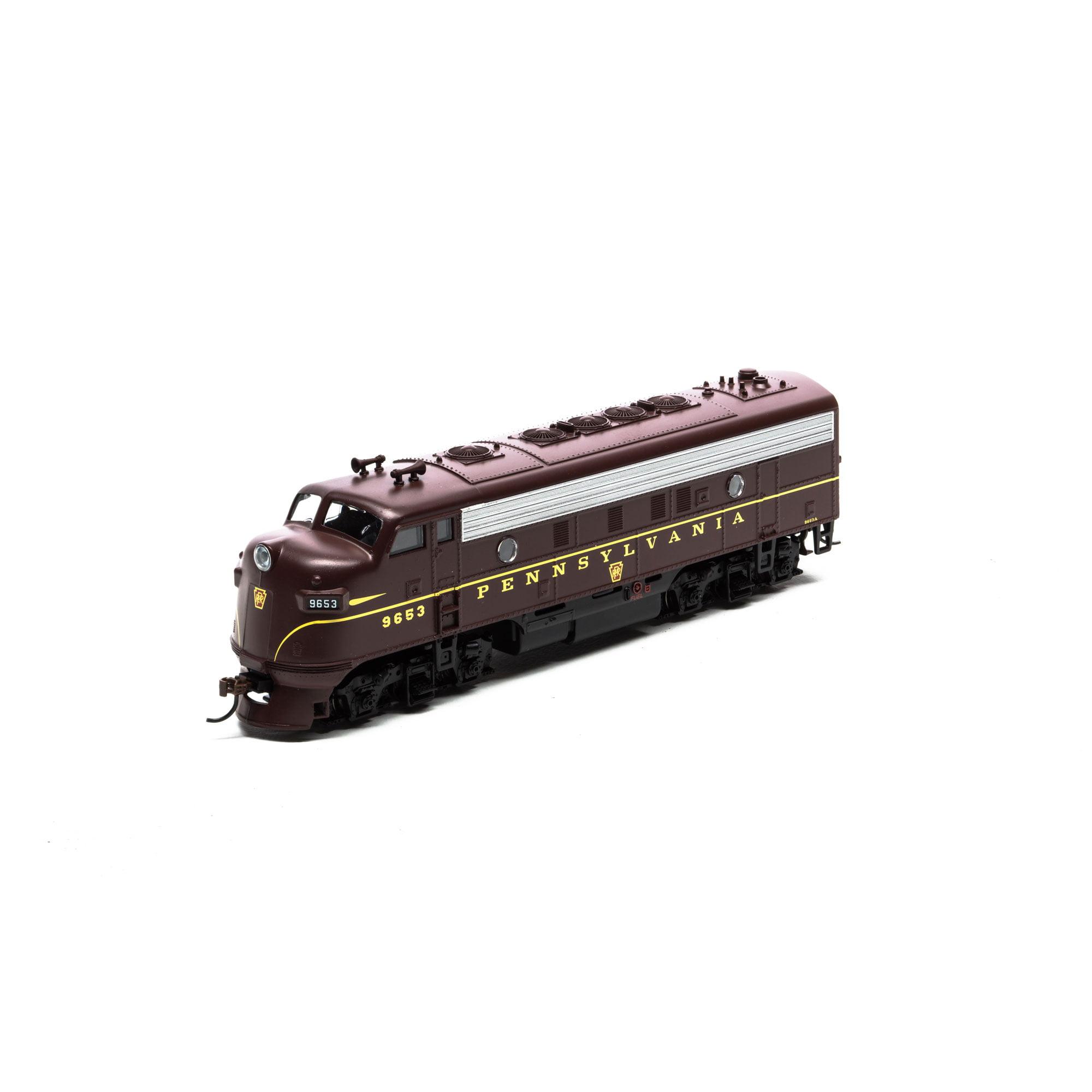 Roundhouse 14782 HO Pennsylvania F7A Diesel Locomotive #9653