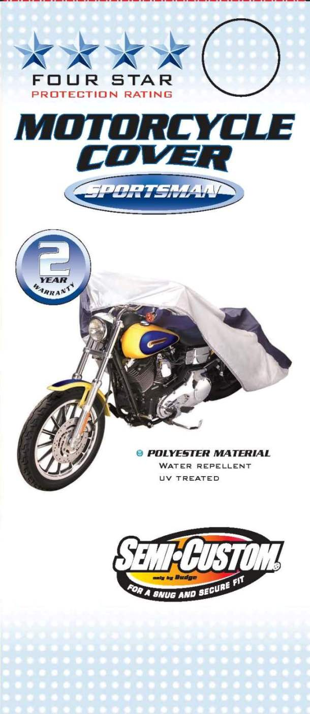 Motorcycle Cover - Walmart.com