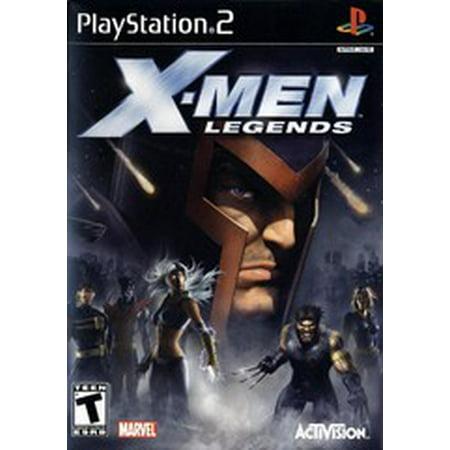 X-men Legends - PS2 Playstation 2 (Refurbished)