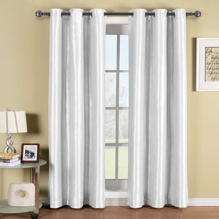 Soho Grommet Thermal Insulated Blackout Window Curtain Panel Energy Saving Sold As Single Panel