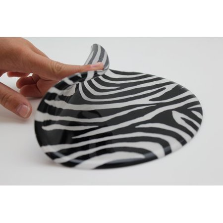 Andreas Silicone Trivets Zebra Trivet