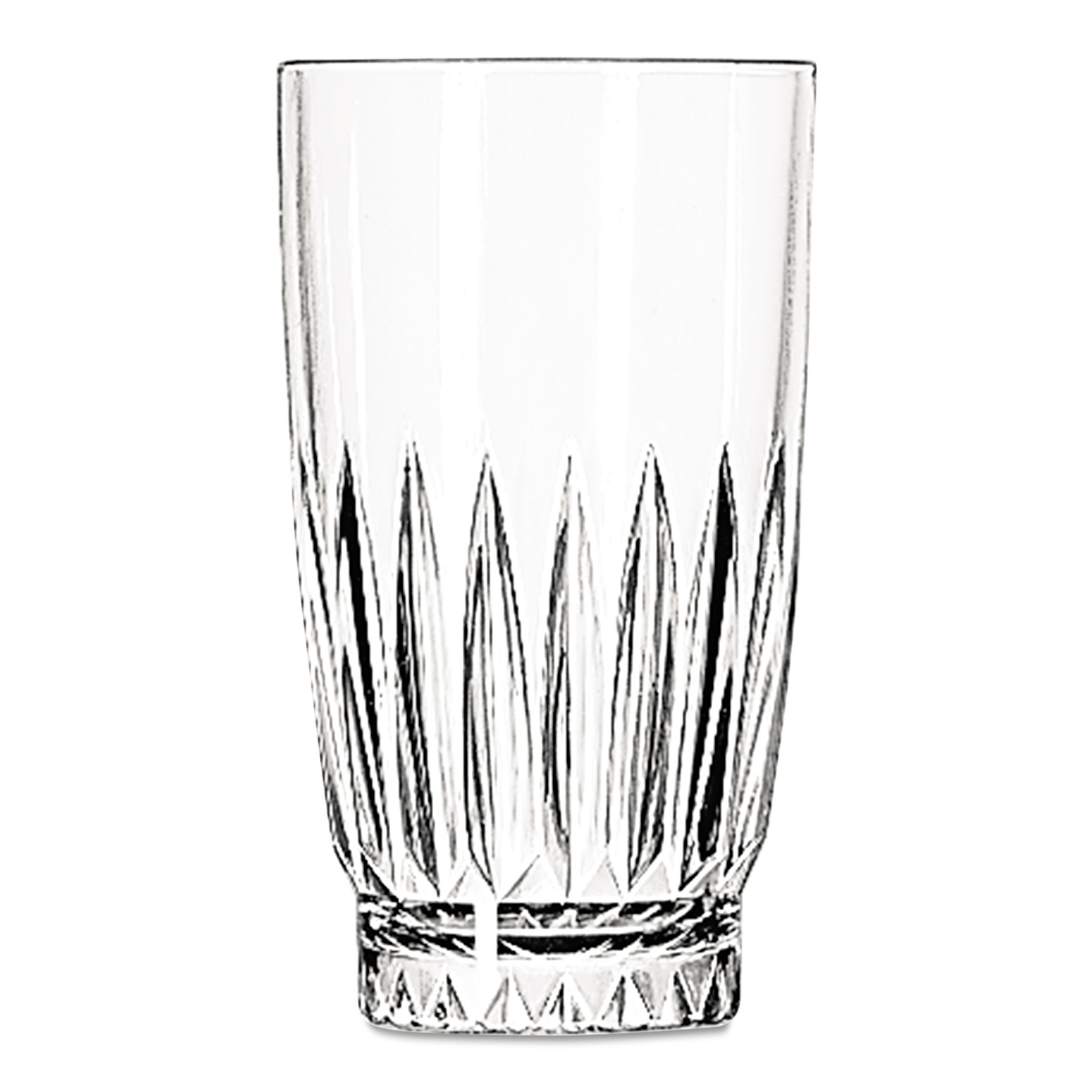 Libbey Winchester Clear Glasses, 12 oz, 36 count