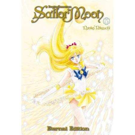 Sailor Moon Eternal Edition: Sailor Moon Eternal Edition 5 (Series #5) (Paperback)